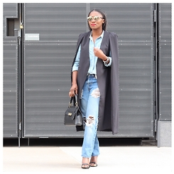 Ranti Onayemi -  - Denim On Denim//Black
