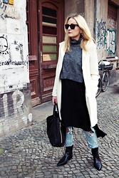 Laenoky - Mads Norgaard Sunnys, See By Chloe Bag, Zara Boots - LAST DAY OF THE YEAR