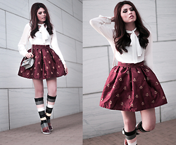 Careese Quon -  - New Year, New Skirt