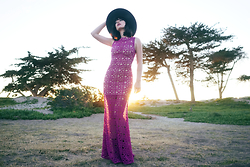 Amy Roiland - Sabo Skirt Dress - Let the sun shine in