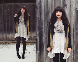 Indiefoxx - Freepeople Dress - Snow Fall