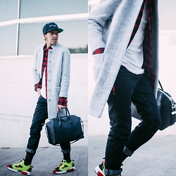 Brandon Tran - Givenchy Bag, Reebok Shoes - Horizontals.