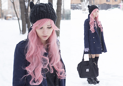 Anya Rise - Wholesalebuying Hairstyle, Wholesalebuying Hat, Wholesalebuying Jacket - Pinkhair