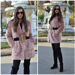 Babsi Blog -  - Pink fur