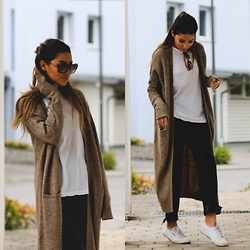 OFFICIAL DRESSED - Zara, Vero Moda, Superga - THE THREE BASICS