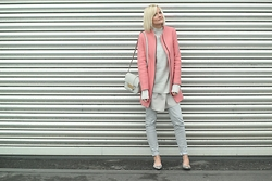 Fashionargument -  - Pink Zara Coat