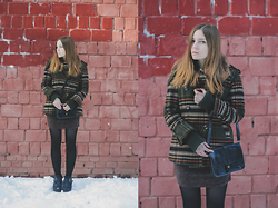 Annie Lobanova -  - Winter look