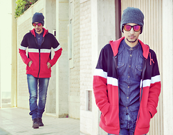 Soyro New - Jacket, Jeans, Shirt, Glasess, Hat - Like I'm Gonna Lose You