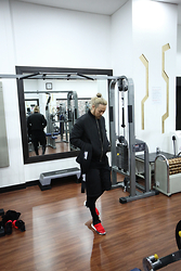 INWON LEE - Y3 Shoes, Byther Jacket - Do the exercise