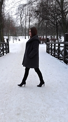 Aleksandra -  - Winter part #3