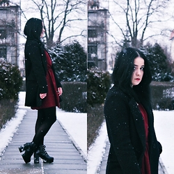Natalia Pawlik - Sheinside Dress, Choies Shoes - Let it snow