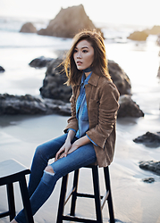 Jenny Tsang - Jeans - Denim Duo