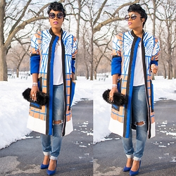 Kelly W -  - Try This Coat Style For An Effortless Winter Look