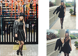 Phuong Do (PiDi) - Dress - Little Black Dress