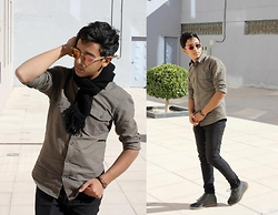 Hicham Bounoader -  - Fashion blogger
