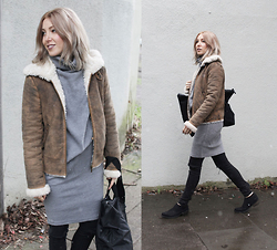 Stryle TZ -  - VEGAN WINTER LOOK