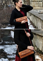 "Oxana Udovenko - Level Mini Bag ""Standard"" - By Level."