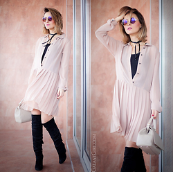 Galant-Girl Ellena -  - Nude Dress...