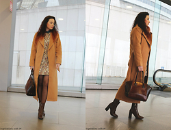 Marlene Teixeira -  - Hello new coat | Look