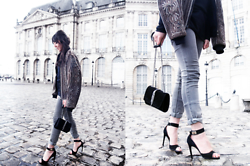 Lydia Marceau - Dries Van Noten Jacket, Cheap Monday Jeans, Givenchy Shoes - DRIES