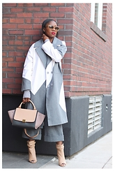Ranti Onayemi -  - Over-sized Winter Neutrals