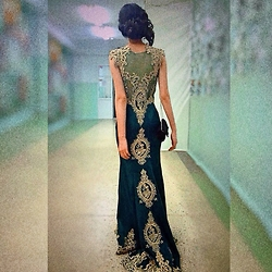 Anel -  - Prom look