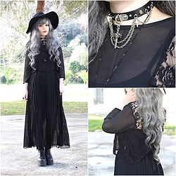 Federica D - Wholesalebuying Lace Blouse - Hecate