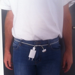 Mattia Ponzio -  - IPHONE'S BELT