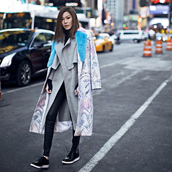 Jenny Tsang -  - From Runway to Streets: Intricate