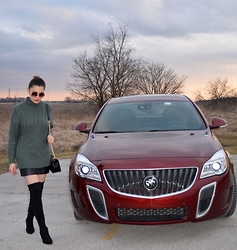 Fashionlingual, Desirée -  - My Week In A Buick