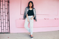 Ena Cuizon -  - Remember these jeans? yeah, me neither