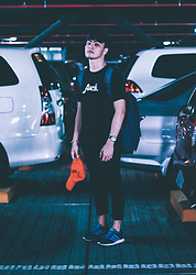 Andre Tan -  - OddFit Clothing