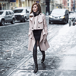 Jenny Tsang -  - Two-in-One Trench