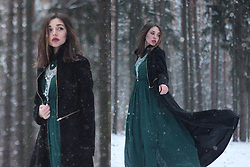 Septembrenell Rain - Happiness Boutique Necklaces, Wholesalebuying Dress, Newdress Coat - Memories about the winter