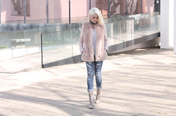 Cátia Sousa - Primark, Zara T And Jeans, Mango Boots - C A N D Y