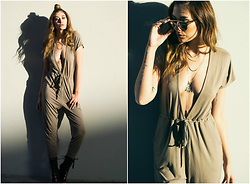 Danielle DeHardt - Tobi Jumpsuit - The one i see