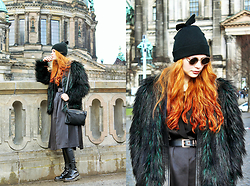 Katharina K. - H&M All Clothing, Dr. Martens Shoes, Liebeskind Berlin Bag, &Otherstories Sunnies - Berlin II (Bye bye Winter!)