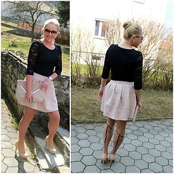 Gosia Borychowska - New Yorker Top, New Yorker Skirt, Noa Tights - Happy Easter!