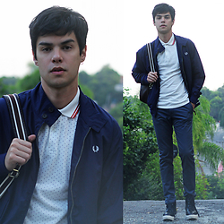 Vini Uehara - Guidomaggi California, Guidomaggi California - FRED PERRY!