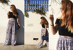 The Hala Way -  - Cool Flirty Haute Hippie + Woodstock