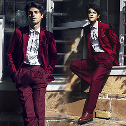 Vini Uehara - Guidomaggi Bordeaux, Guidomaggi Bordeaux - RED WINE SUIT