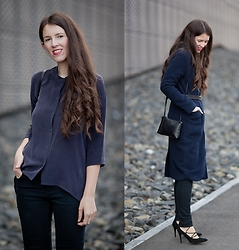 Ela Ewa -  - Navy blue