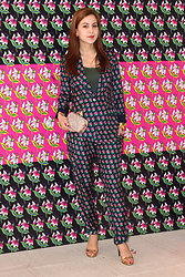 Beauty Mark Lady - Diane Von Furstenberg Suit - Diane Von Furstenberg Headquarter