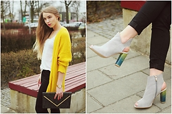 Klaudia -  - Fashion Pinto Purse and Mariaz Boots