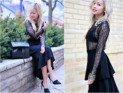 Lina Dinh -  - LACE & LAYERS