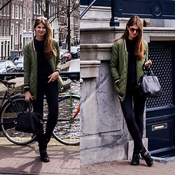 Jacky -  - Amsterdam Outfit #2