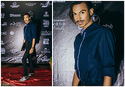 Yago Rodrigues - Camisa Dudalina, Pingo De Ouro Relógio, Bags Libel, Ralph Lauren Sapatos - • Look of the Day-  #Red Carpet!