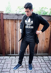 Marcos De andrade -  - Adidas and Dolce Gabbana mix