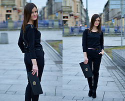 Fashionelja Ja -  - BLACK AND GOLD