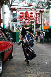 Olga Pancenko - Christian Dior Http://Www.Neimanmarcus.Com/Dior Square Abstract Havana Sunglasses/Prod183200451/P.Prod, Issey Miyake Pleats Please Pants, Senso Ankle Boots With Buckles, Issey Miyake Pleats Please Black Top - LOOK N° 7